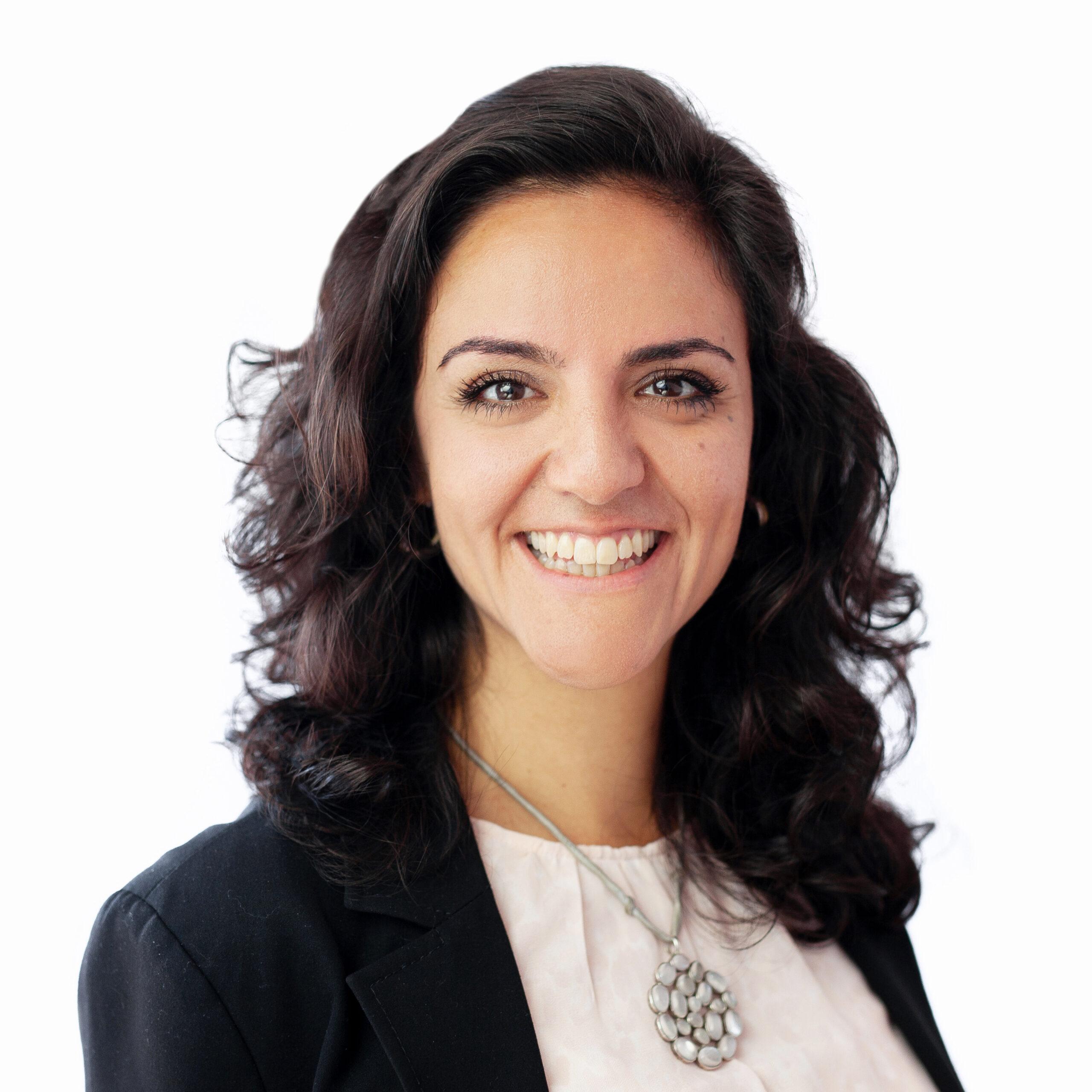 Portrait Sanaz Rassuli