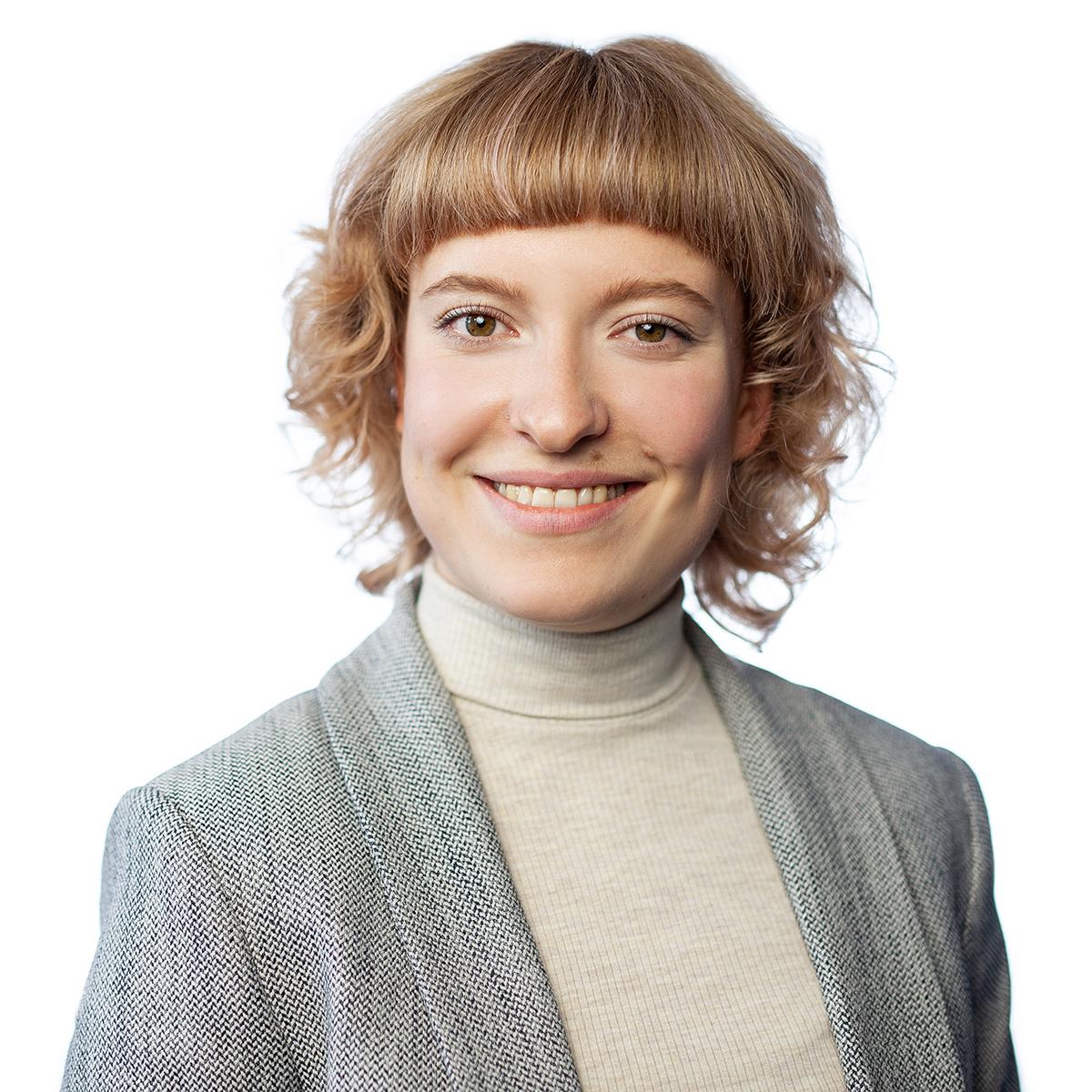Potrait von Marie Borowski